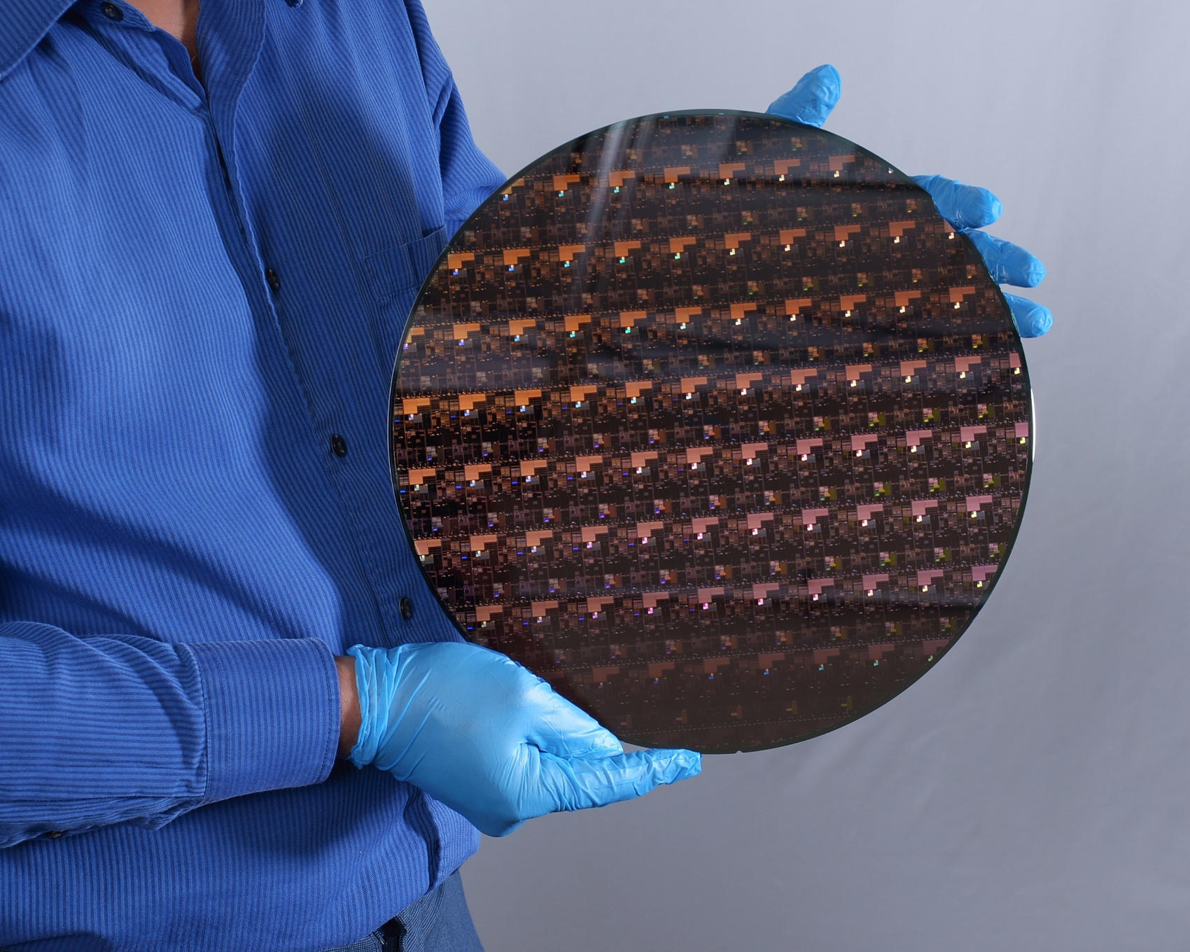 IBM Research 2 nm Wafer