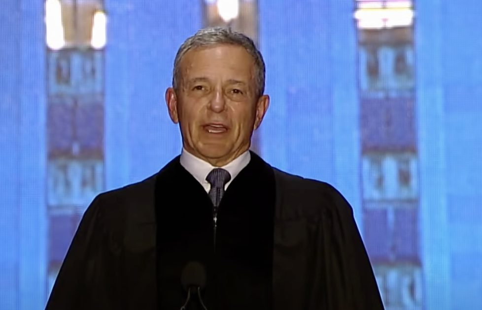 Bob Iger: Act Boldly To Achieve Your Dreams