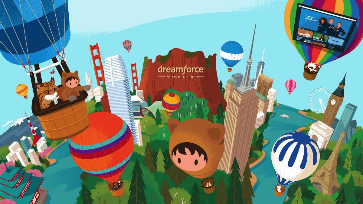 Dreamforce 2021 - Credit Salesforce