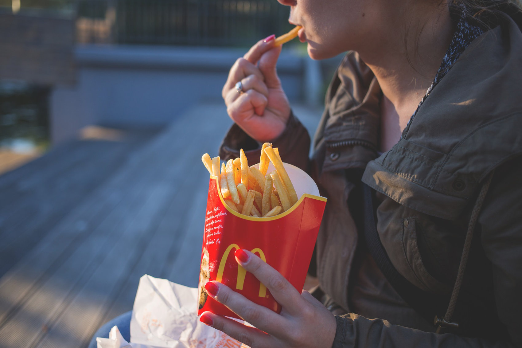 McDonald's French Fries - Image by Pexels