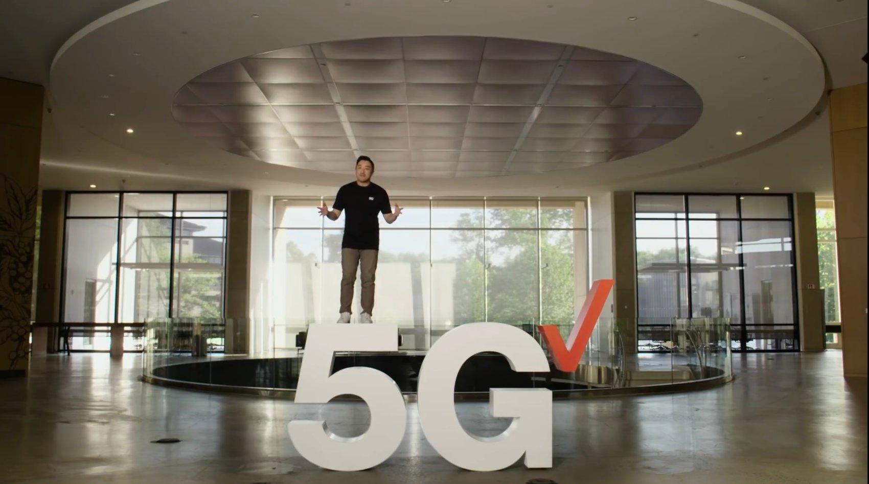Verizon 5G Upgrade Event