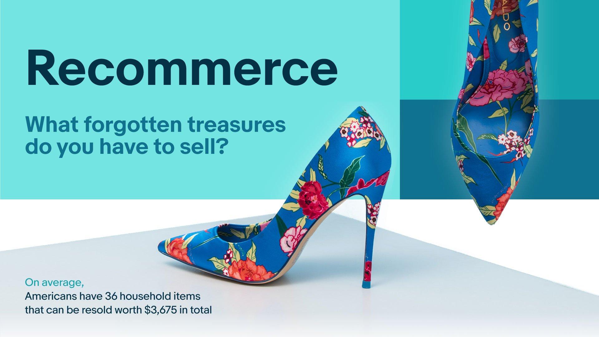 ebay recommerce report