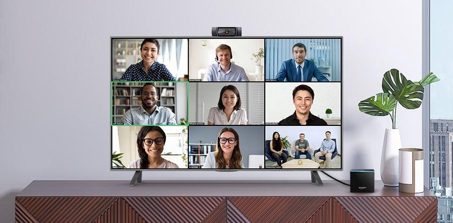 Amazon Fire TV Cube Zoom