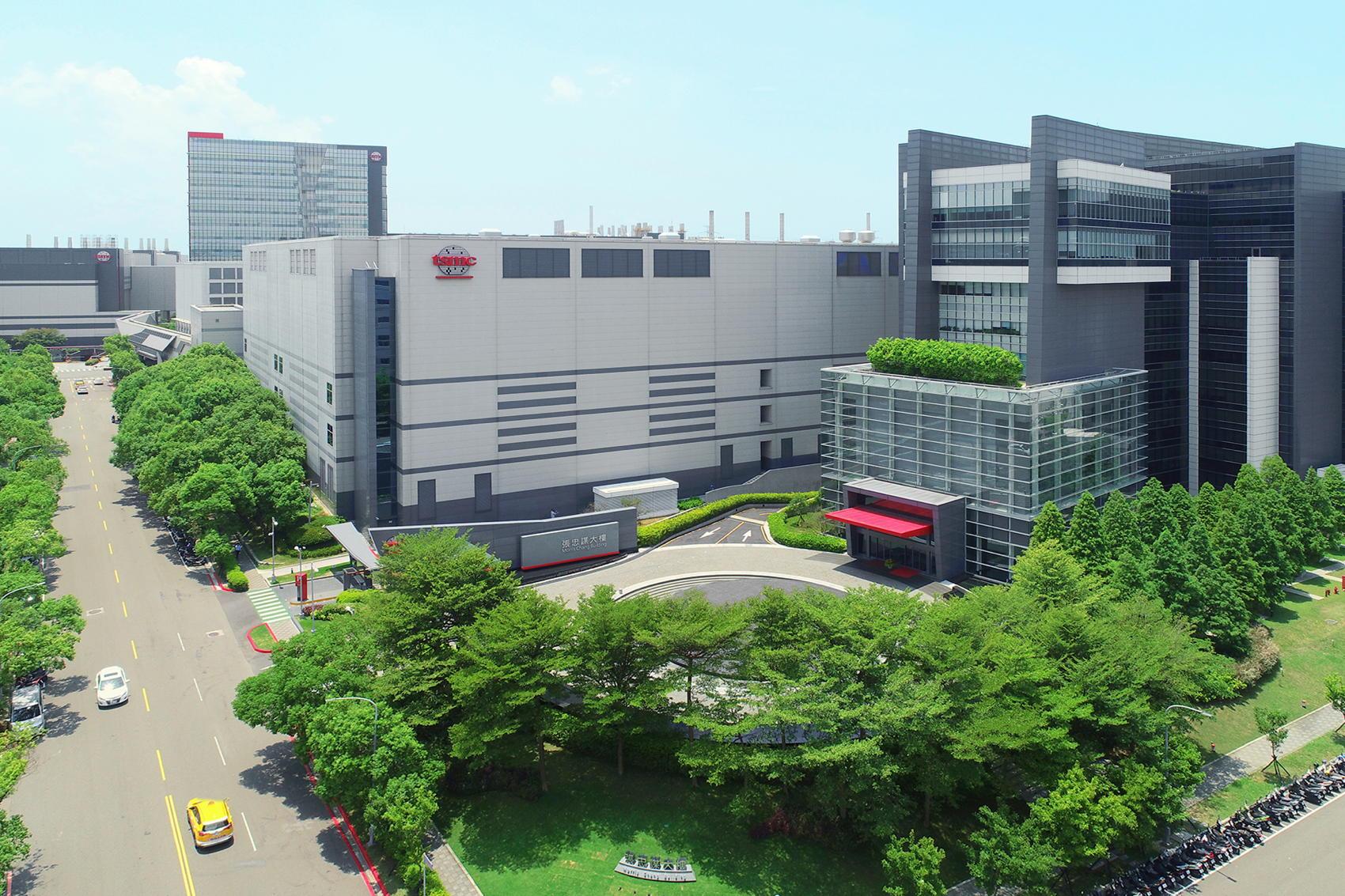 TSMC - Credit Taiwan Semiconductor Manufacturing Co., Ltd