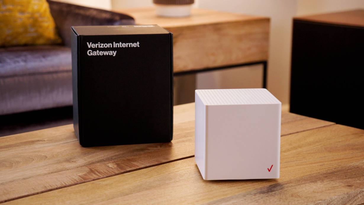 Verison Internet Gateway - Credit Verizon