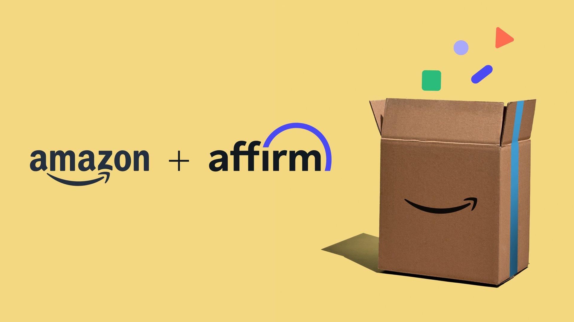 Amazon & Affirm - Credit Affirm