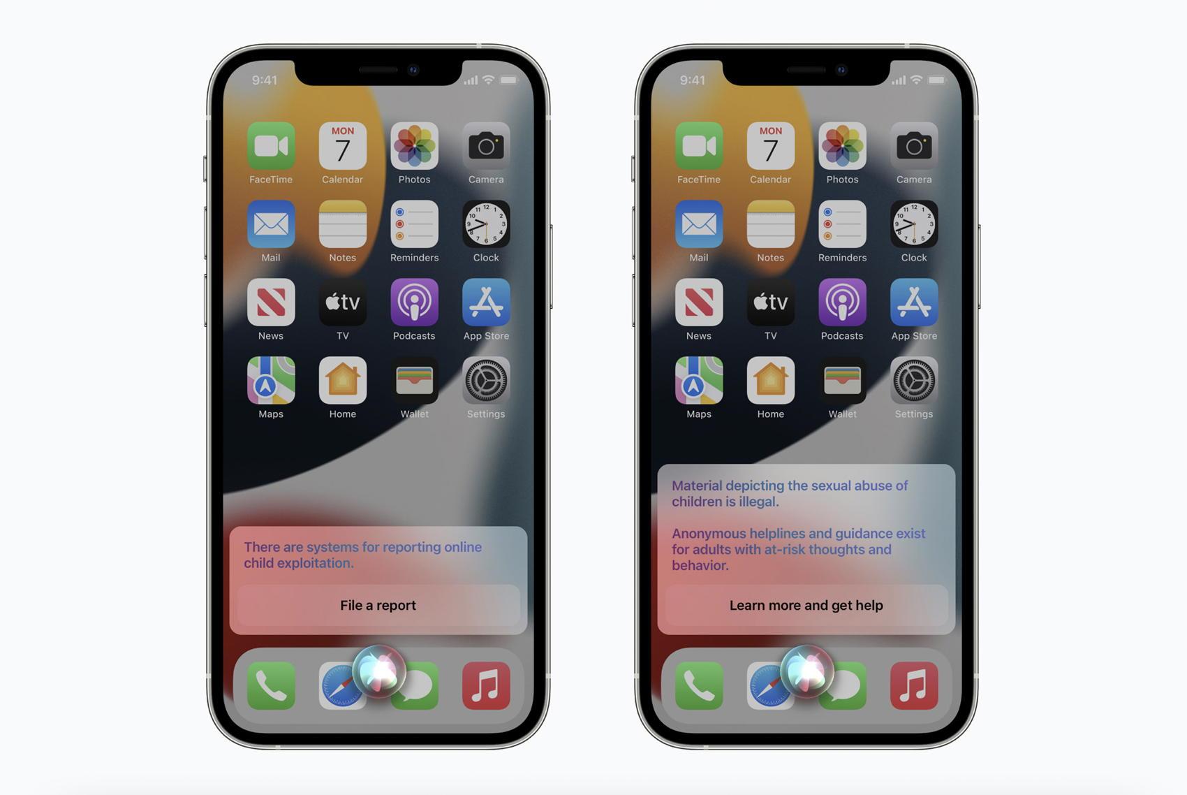 Apple CSAM - Credit Apple