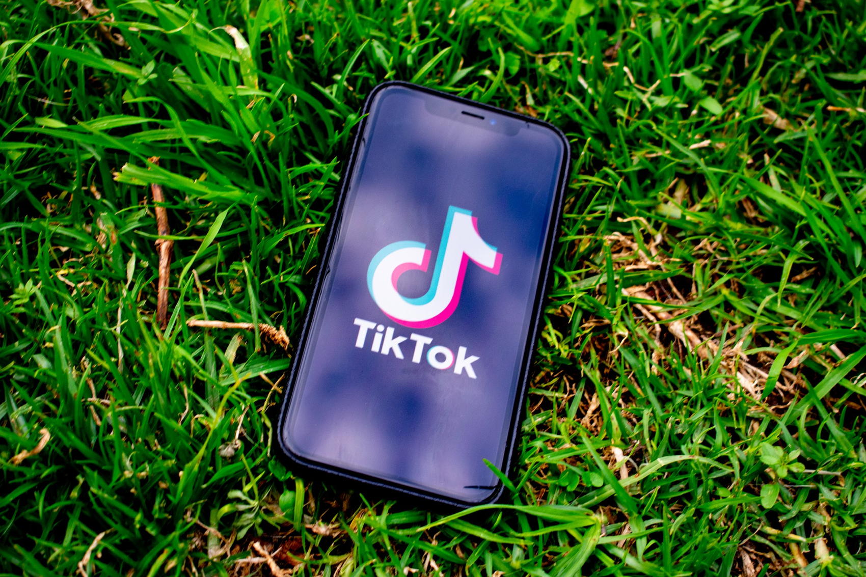 Phone With TikTok App - Image by Kon Zografos