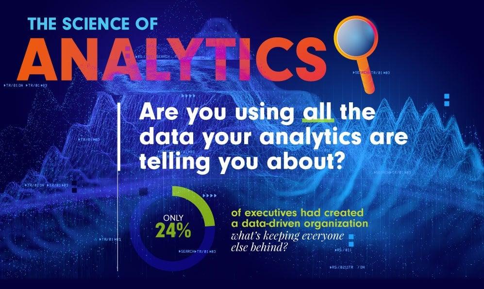 science of data analytics