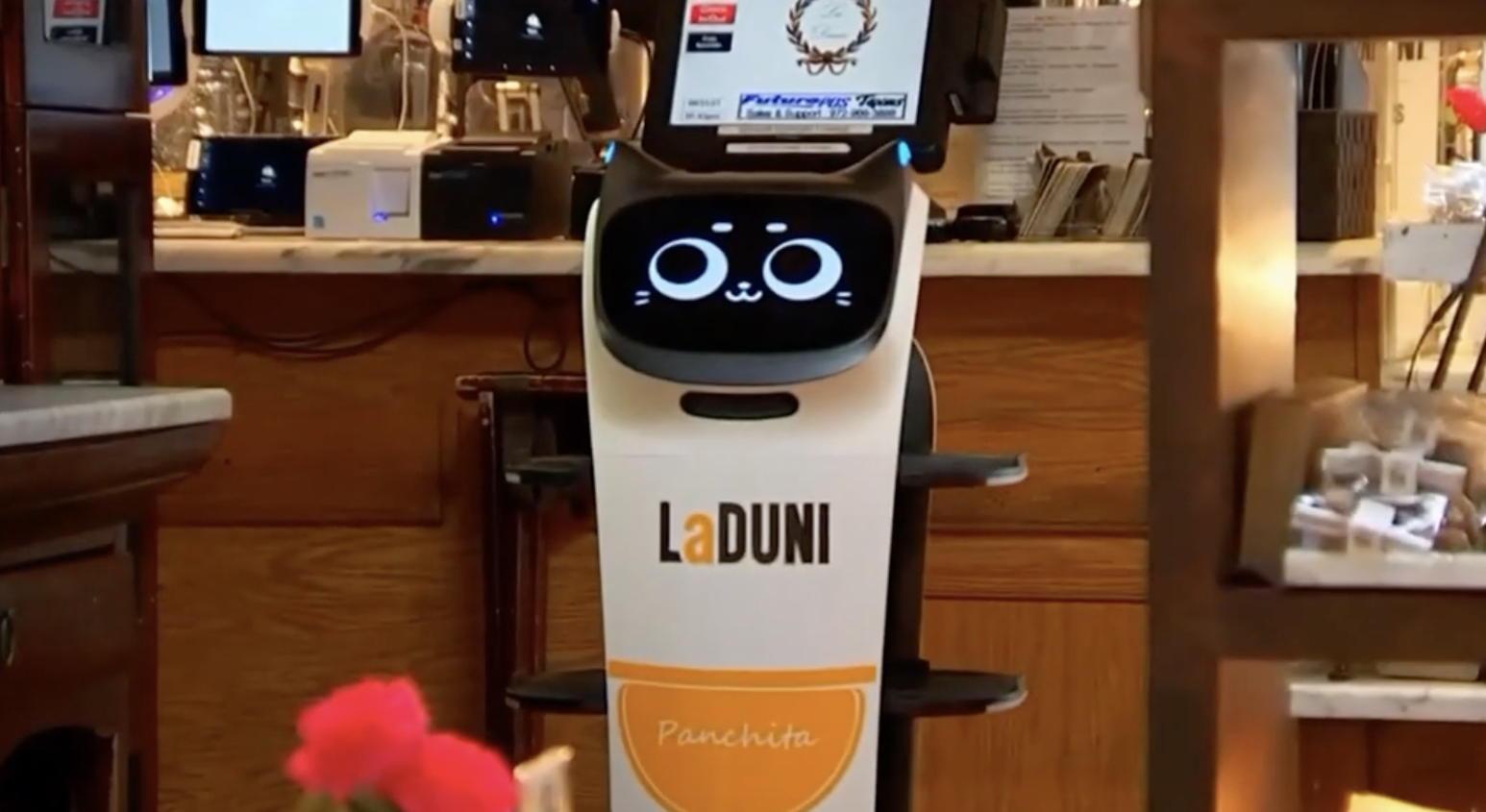 American Robotech Restaurant Robot