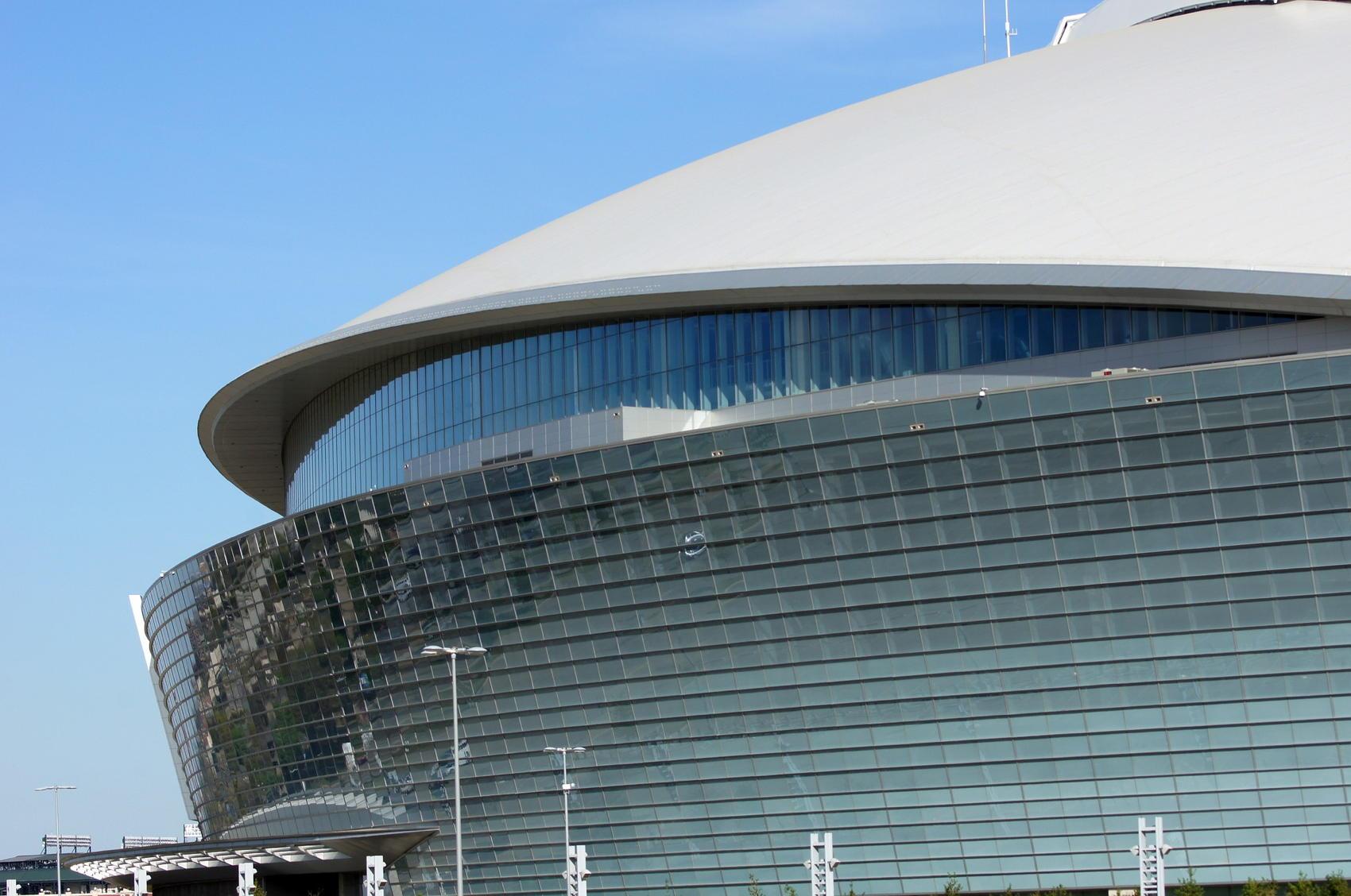 Dallas Stadium - Image by nancyenidd