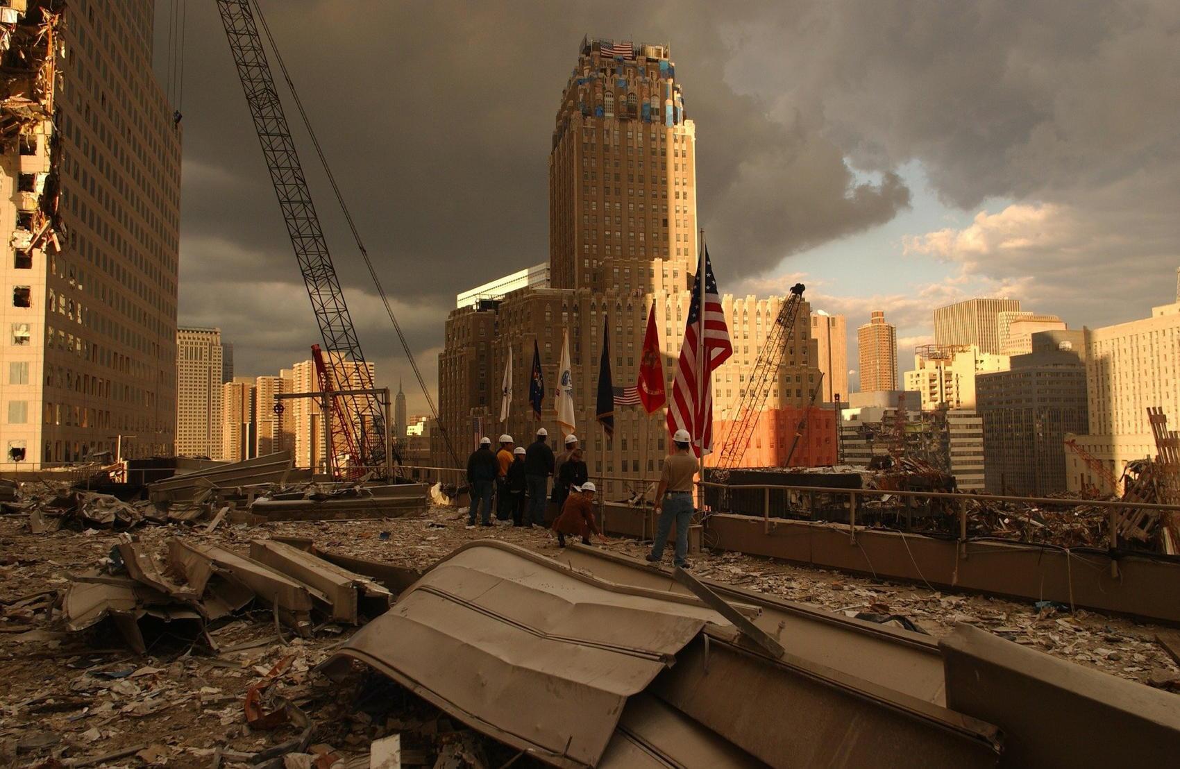 Ground Zero - Image by WikiImages