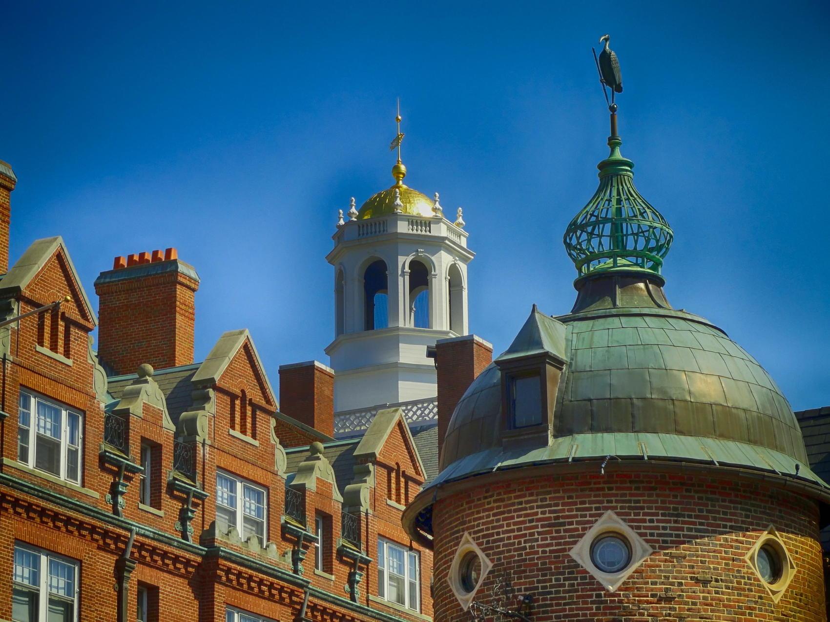 Harvard University - Image by David Mark