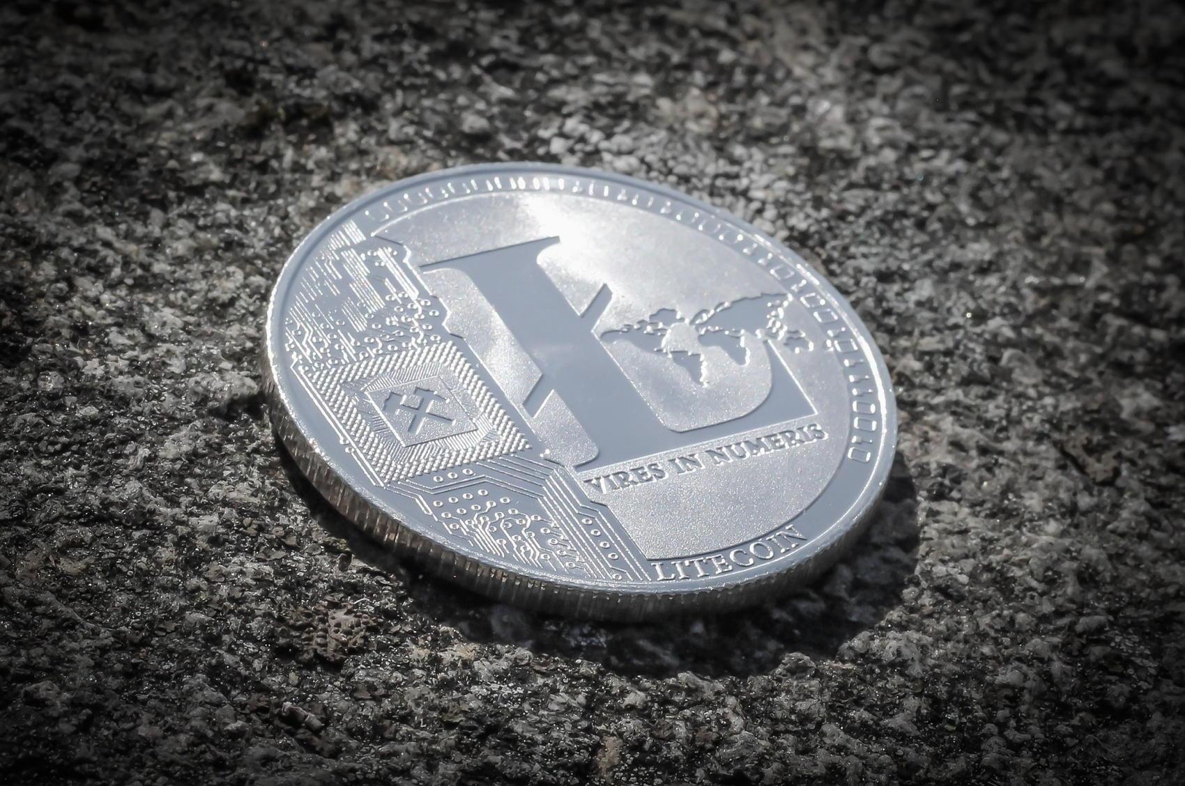 Litecoin - Image by Eivind Pedersen