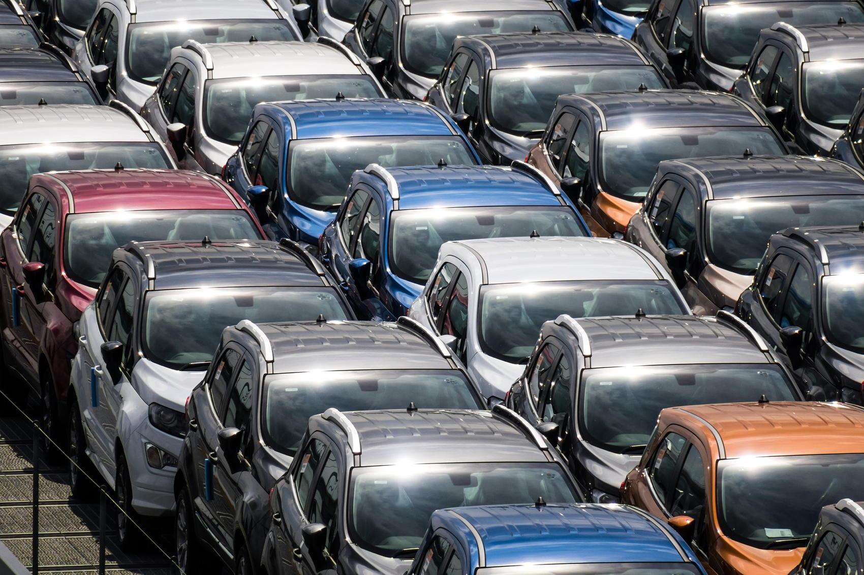 New Cars - Image by Thomas B