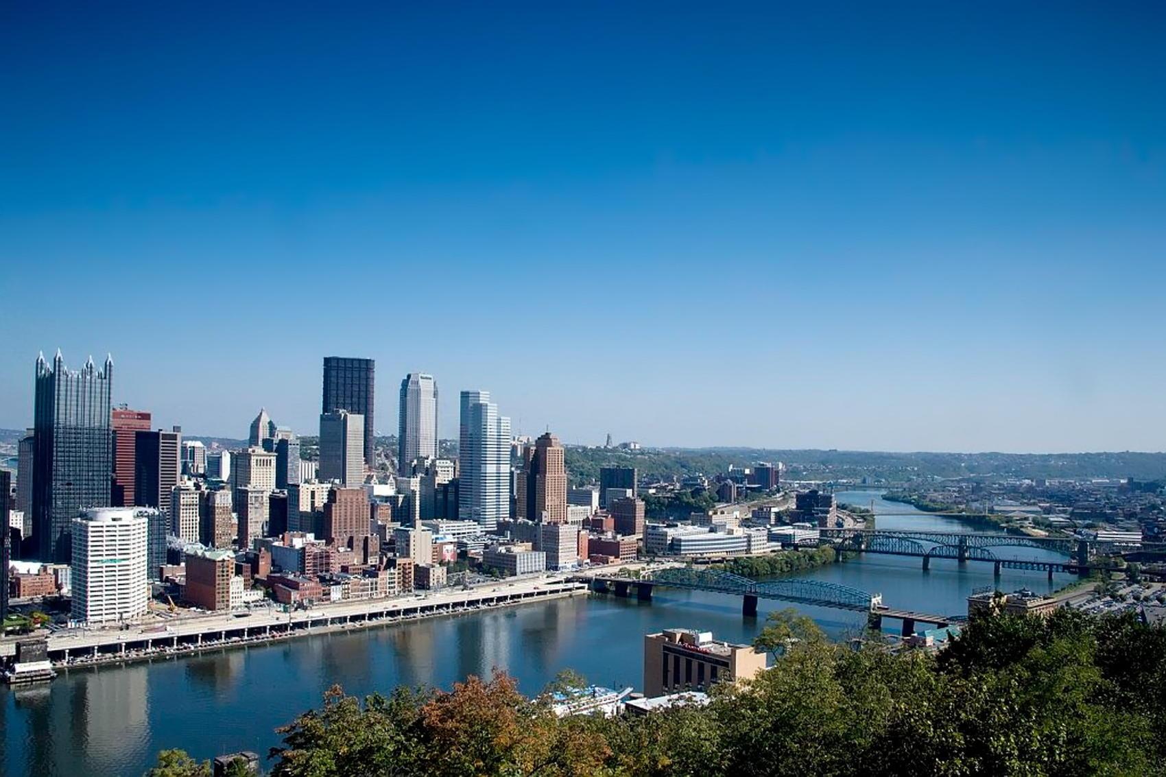 Pittsburgh - Image by David Mark