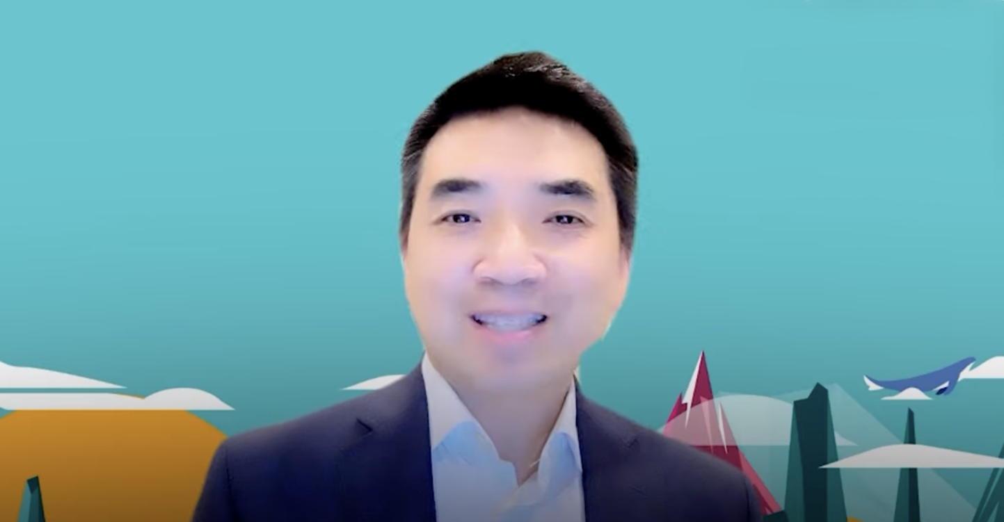 Zoom CEO Eric S. Yuan