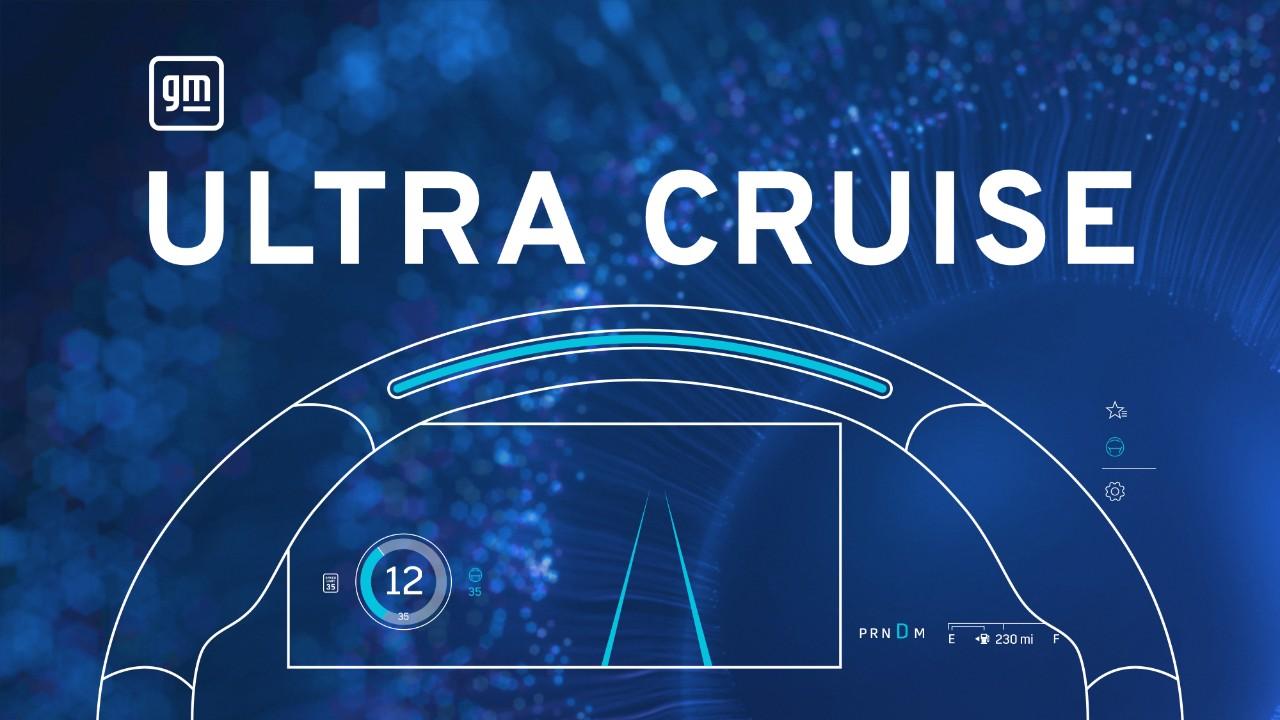 GM Ultra Cruise - Credit GM