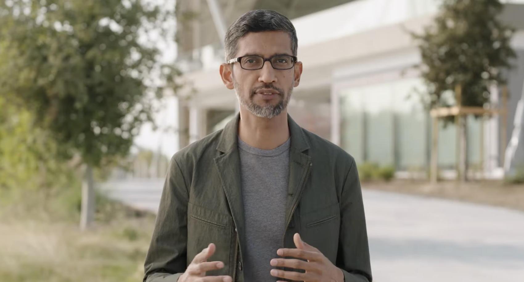 Google CEO Sundar Pichai - Google for Africa