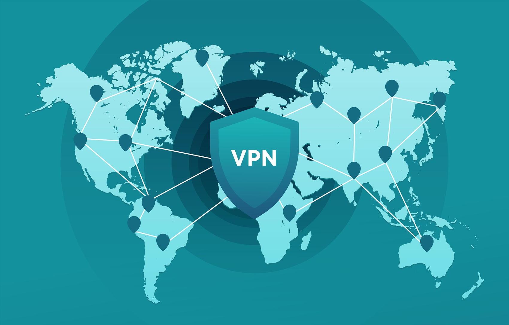 VPN - Image by Dan Nelson