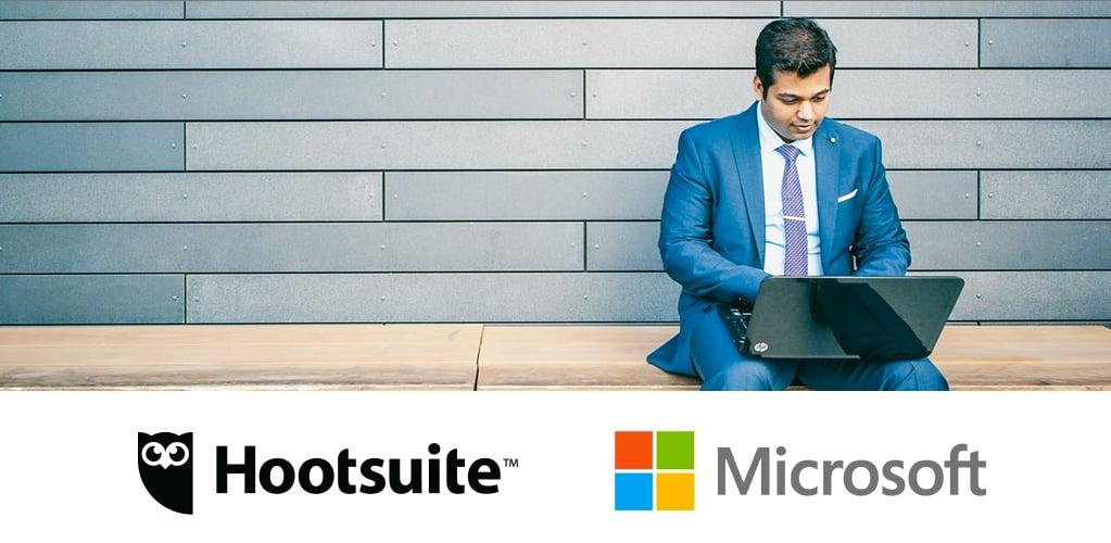 Hootsuite Gets Microsoft Enterprise Integrations