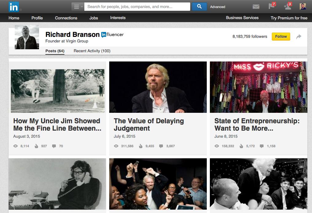 LinkedIn Publishing Platform Makes Global Push