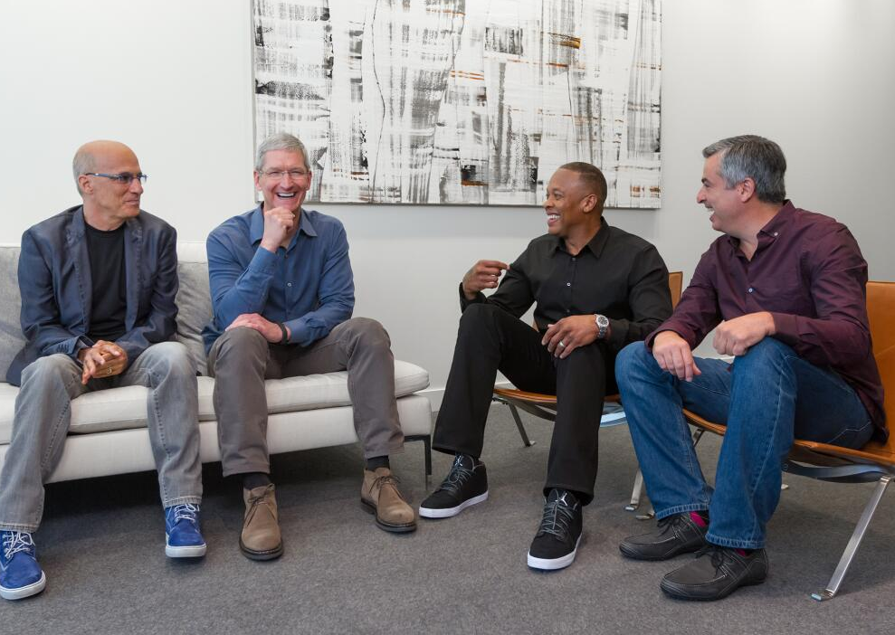 "Apple ""Has Every Reason to Believe Dr. Dre Has Changed"""