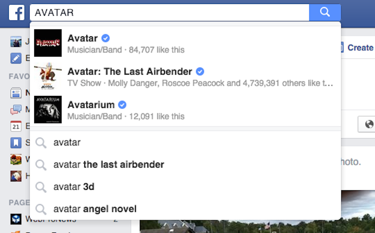 The Avatar Family Runs Afoul of Facebook's Real Name Policy