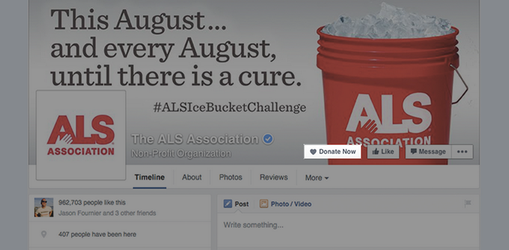 Facebook Launches 'Donate Now' Call-To-Action Button