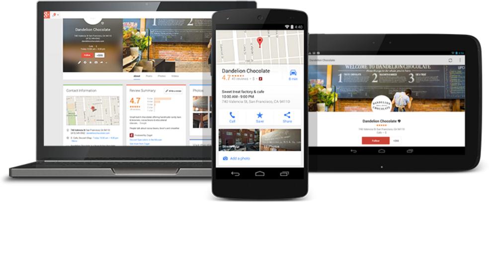 Google My Business Gets An API