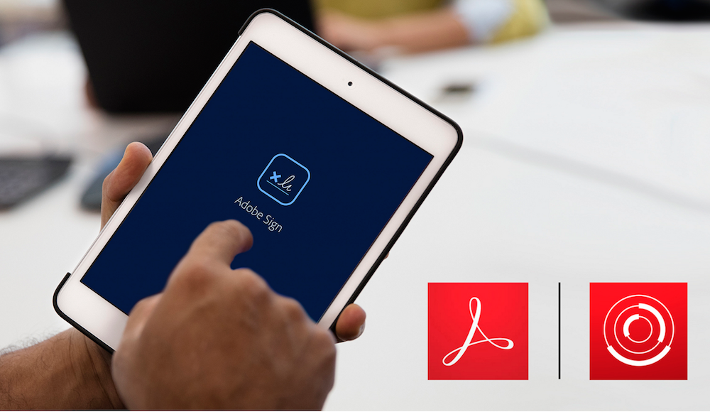 Adobe Introduces Adobe Sign, New Document Cloud Partnerships