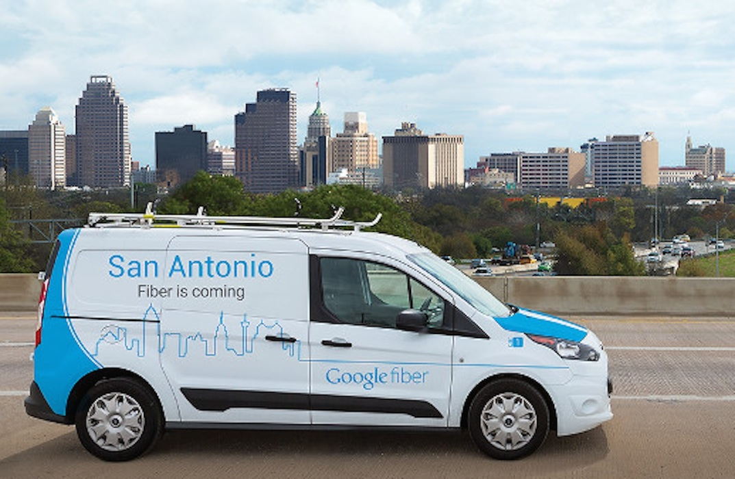 Google Fiber's Next Stop is San Antonio, Its Largest City Yet