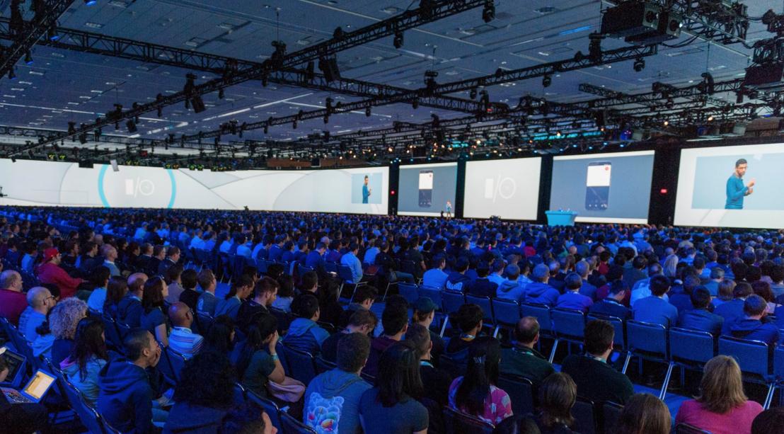 Sundar Pichai Announces Google I/O 2016