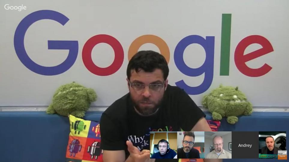 Top Google Ranking Signals