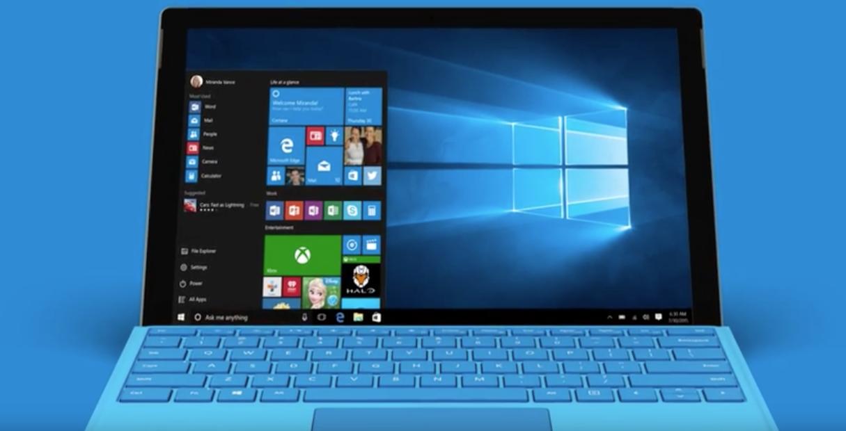 Windows 10 Anniversary Update Coming This Summer